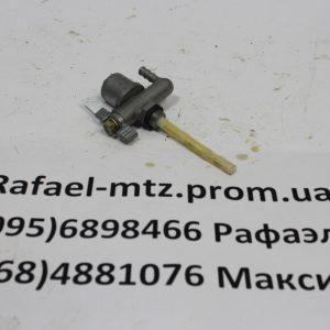 Краник топливного бака ПД с отстойником (КР-12) (пр-во Гомельское УП Випра) ПП-3