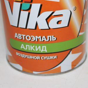 Краска Vika алкид зеленая однокомпонентная 0,8 л