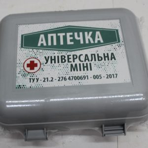 Аптечка медицинская мини