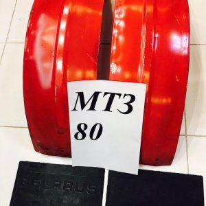 Переднее крыло МТЗ-80 металл узкое