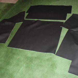 Обшивка кабины УК н/о 4 предмета материя к-т