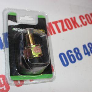 Выключатель стоп сигнала МТЗ кнопоч. типа (DECARO) ВК-12-21