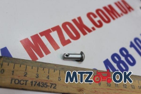 Палец фиксатора воздухораспределителя отопителя МТЗ 6х18