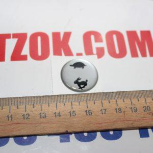 Наклейка рукоятки реверса силикон