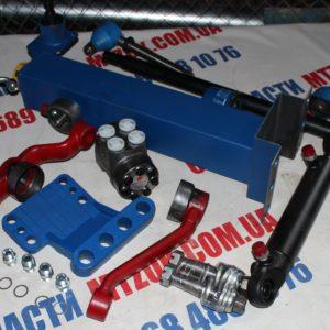 Комплект переоборудования ГУРа под насос-дозатор МТЗ-80 (задний ведущий мост) Дозатор M@Z