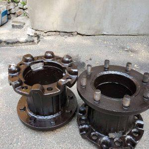 Проставка сдваивания колес задн. МТЗ 1221  (пр-во ВЗТЗЧ) 24см цена за пару 7200грн