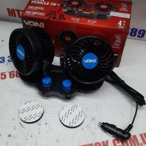 Вентилятор НХ-Е-Т307 12В 6,5 дюймов двойной две скорости
