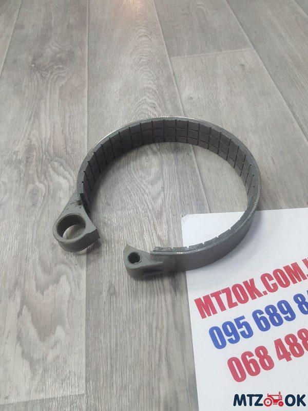 Лента тормозная ВОМ (34 мм) МТЗ 1221 (кубик, ориг.крепление) (пр-во Украина) 85-4202100