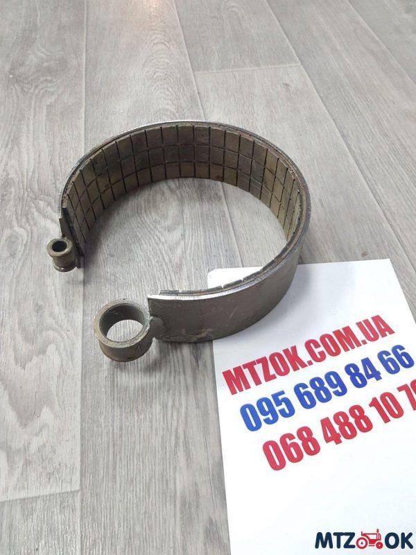 Лента тормозная ВОМ (56 мм) МТЗ 1221 (кубик, с накладкой, кругл.крепл.) (пр-во Китай) 85-4202100-0